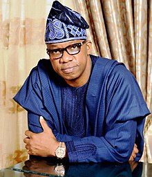 WE'LL TACKLE SECURITY CHALLENGES IN RIVERINE AREAS, GOV. ABIODUN ASSURES