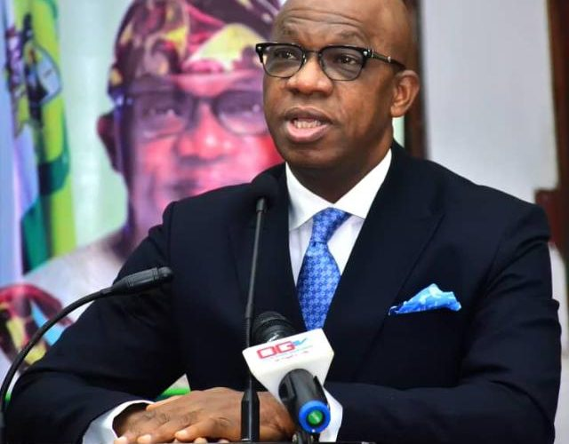 The Ogun State Governor, Prince Dapo Abiodun has sent the list of Commissioners to the House of Assembly for approval