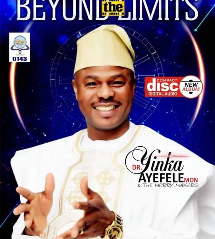 """Ayefele Out With New Album """"Beyond The Limit """""""