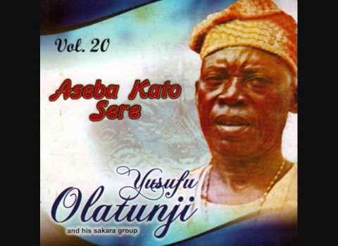 CELEBRATING YUSUFU OLATUNJI (BABA LEGBA) 41 YEARS AFTER…