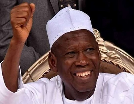 Breaking :Ganduje Wins At Supreme Court