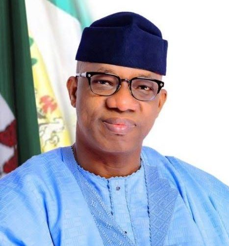 GOV ABIODUN TO CABINET MEMBERS: BE READY TO WORK