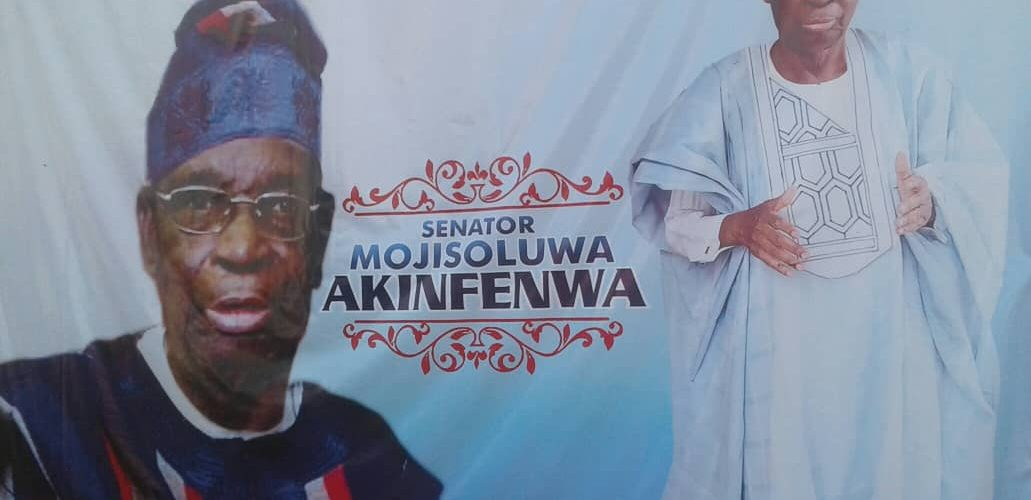 Tinubu, Aregbesola Absent At Akinfenwa Burial As Makinde Eulogised Late Yoruba Leader