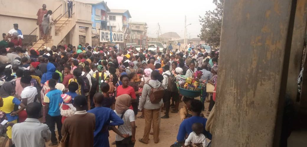 Disappointment As Oyo Teaching Applicants Asks To Fill Form Online  Story By Adetunji Joshua