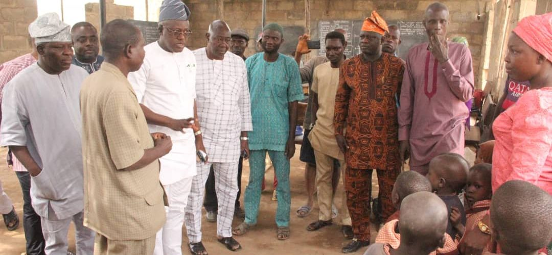Oyo Govt. Moves To Intervene In Oluyole LGA Schools  …Approves Construction Of Classes in 2 Rural Schools