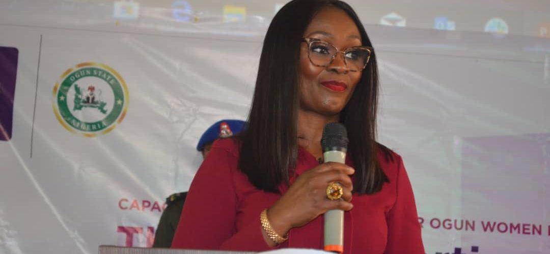 Abiodun Calls For Increased Support For Women In Business