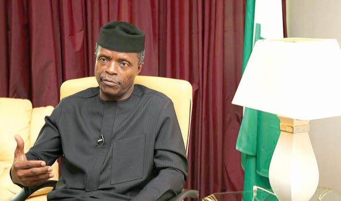 FG WILL CONTINUE TO WORK WITH AGENCIES IN FIGHT AGAINST CORRUPTION, SAYS OSINBAJO