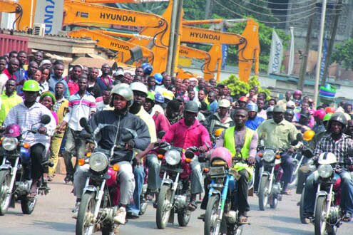 Okada Ban: CP warns Police officers; issues orders to DPOs