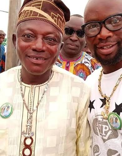 At Last, Oyo Inaugurate Auxiliary As Transport Workers Boss