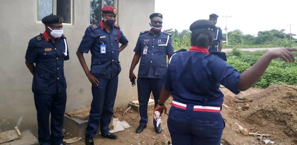 Oyo NSCDC Warns Public Against Volating Government Order  By Damilola Adekanlu