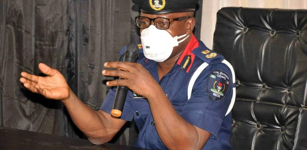 Oyo NSCDC Boss Calls For More Strict Measures As Muslims Celebrate End Of Ramadan Fasting  By Damilola Adekanlu