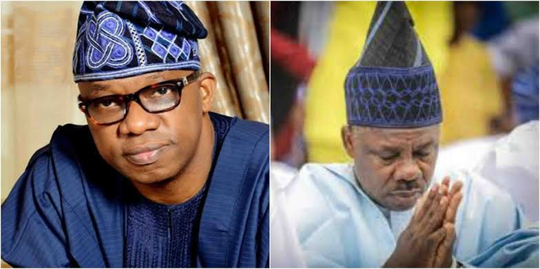 COVID 19: Ogun Missing Fmr Governor Amosun Already