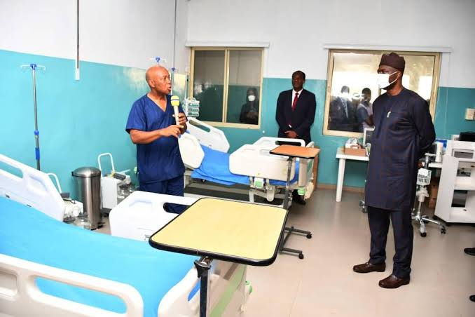 Oyo Discharges Two COVID 19 Patients  …One COVID 19 Patient On His Way To Sokoto
