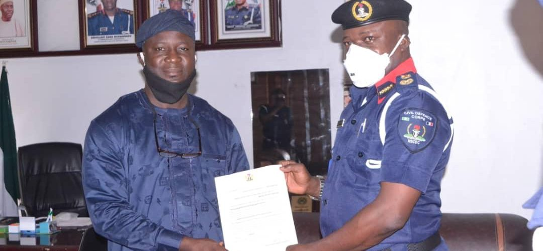 Oyo NSCDC TO ARREST Illegal Private Security Practitioners