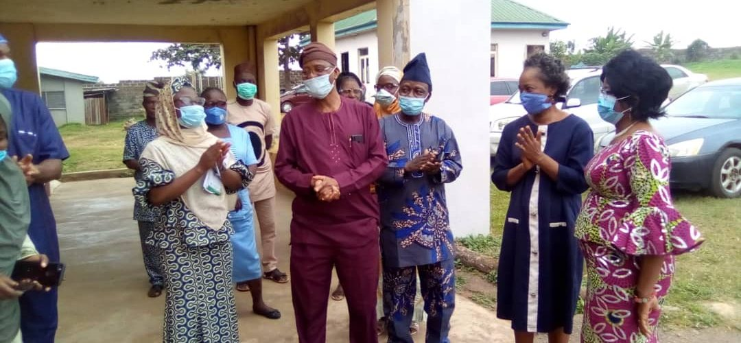 Oyo Hospitals Mgt Board Chair Harps On Effective Monitoring System in Health Sector