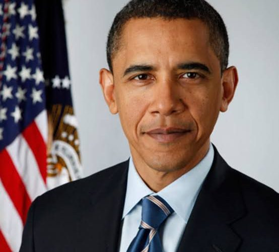 Former American President, Obama Canvases Support For Party