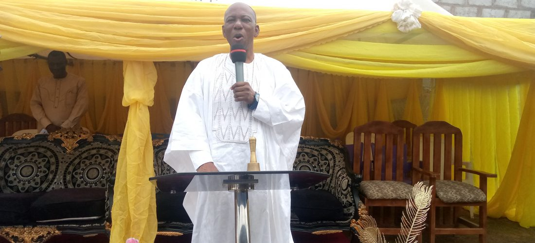 God's Intervention Is Coming Soon To Nigeria, Cleric Tells Youth
