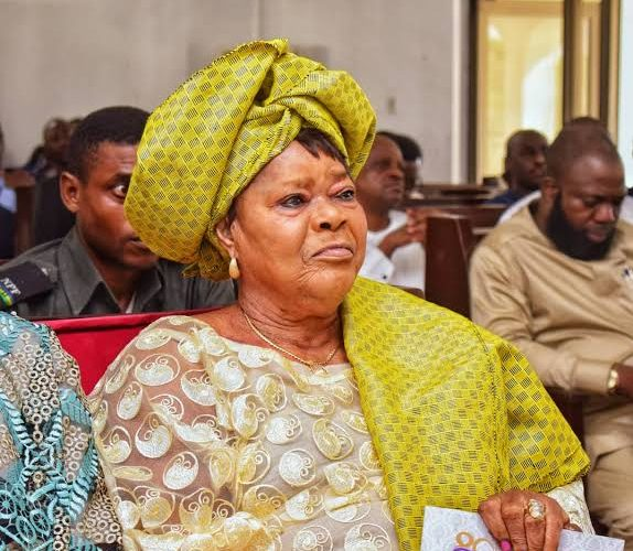 OYSCHST Commiserates With Governor Makinde Over Mother's death