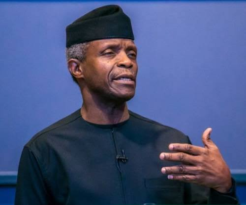 'We Are Sorry': Osinbajo Apologises Nigerians, As Protest Continues