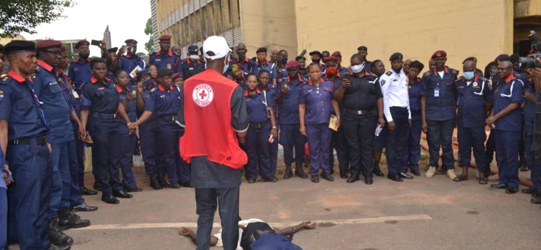 Oyo NSCDC Deploys 2500 Personnel For Easter Celebration