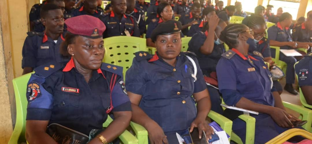 LG election: Oyo NSCDC deploys 2,800 personnel's.
