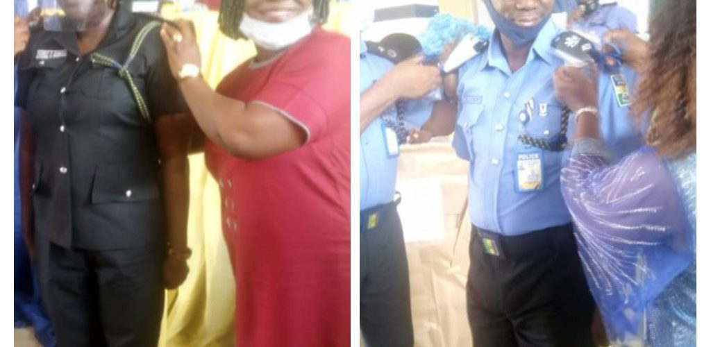 Agodi Area Commander, Oyo Police PPRO, O/C Legal, Others Gets Promotion (Photos)