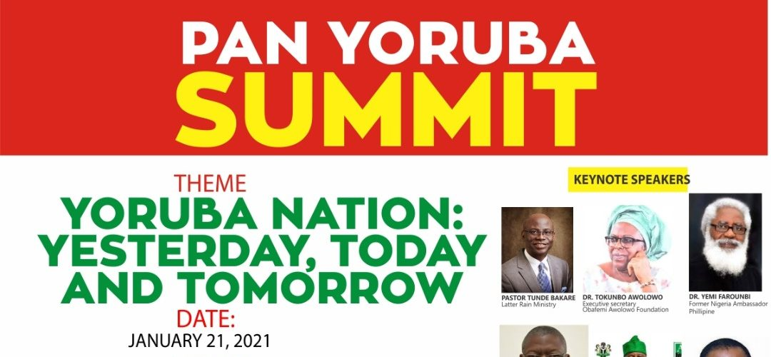ONLY A UNITED YORUBA FRONT CAN PRODUCE 2023 NIGERIA PRESIDENT-ADEDUNTAN AT YPS SUMMIT
