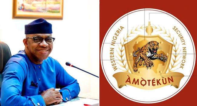 No More Free Reins For Criminals In Ogun, As Amotekun Takes Off.