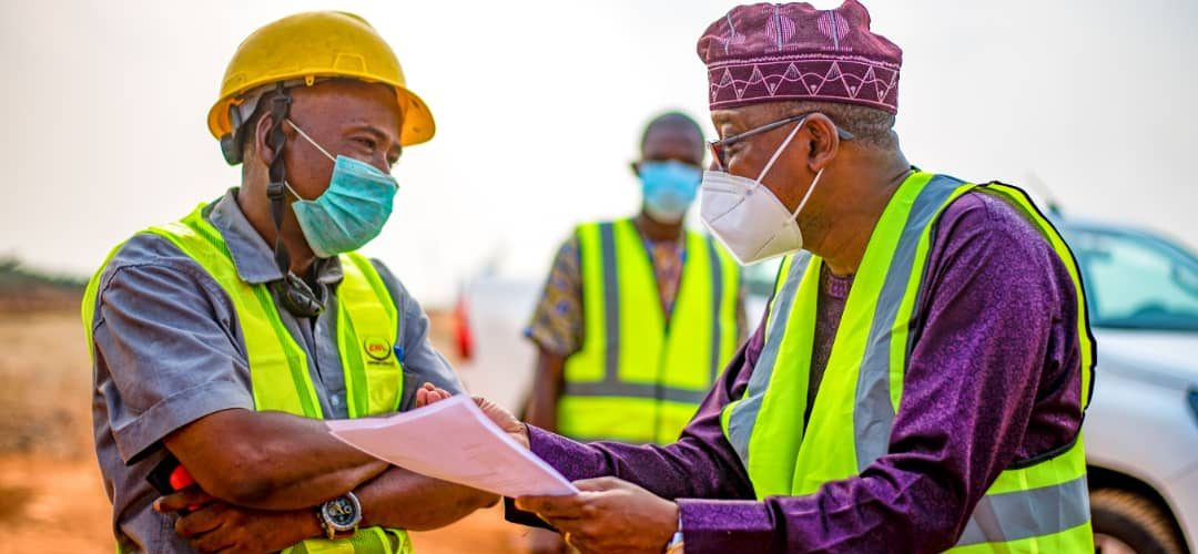 Oyo Govt Orders Contractor Out of Site After Termination of Contract
