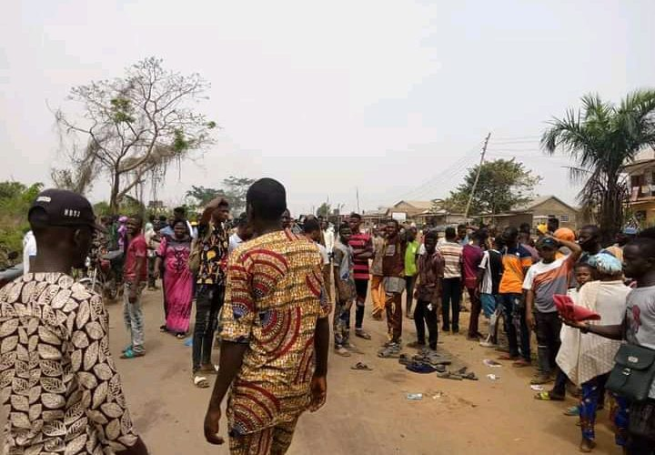 Black Monday In Ibadan, As Truck Crushes Four Student To Death