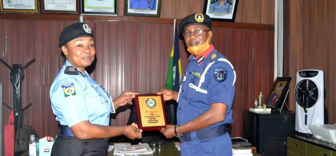 YOUR SYNERGY ARE COMMENDABLE… OYO Commissioner of Police to NSCDC.