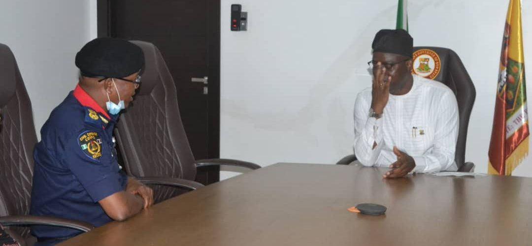 Oyo Governor, Makinde Promises NSCDC Of More Support.