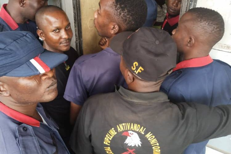 OYO NSCDC Commences Forensic Evaluation For Arms Bearing Personnel